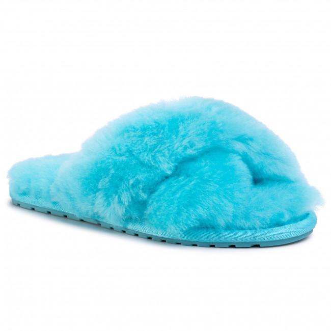 Papuče EMU AUSTRALIA - Mayberry W11573 Aqua
