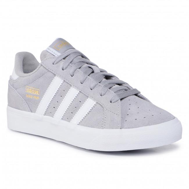 Topánky adidas - Basket Profi Lo FX3071  Msogr/Ftwwht/Goldmt