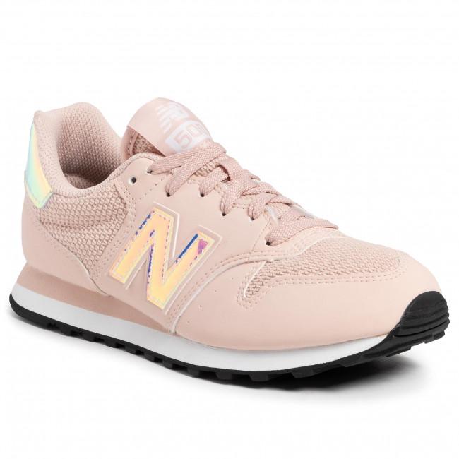 Sneakersy NEW BALANCE - GW500HGY  Ružová