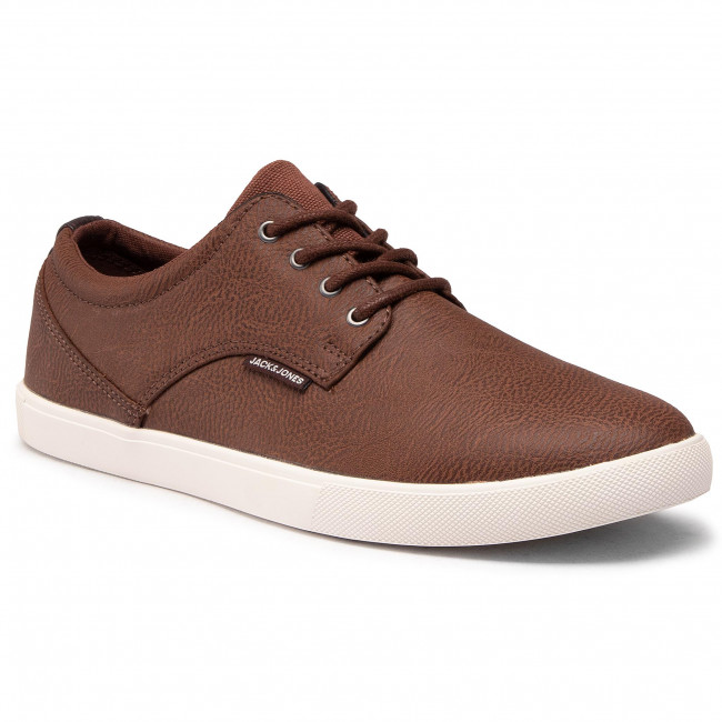 Sneakersy JACK&JONES - Jfwnibus 12175965 Cognac