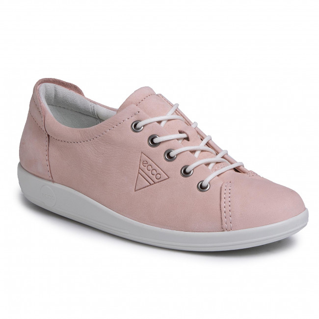 Sneakersy ECCO - Soft 2.0 20650302118 Rose Dust