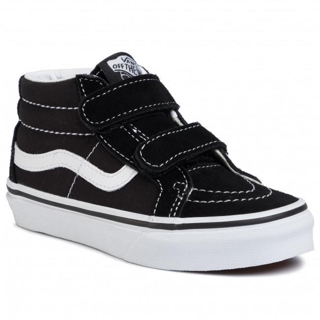 Sneakersy VANS - Sk8-Mid Reissue V VN00018T6BT1 Black/True White