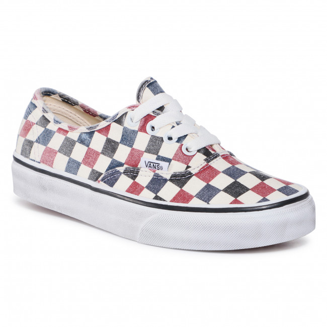 Tenisky VANS - Authentic VN0A2Z5IWO21 (Washed)Drsbls/Chl Pepper