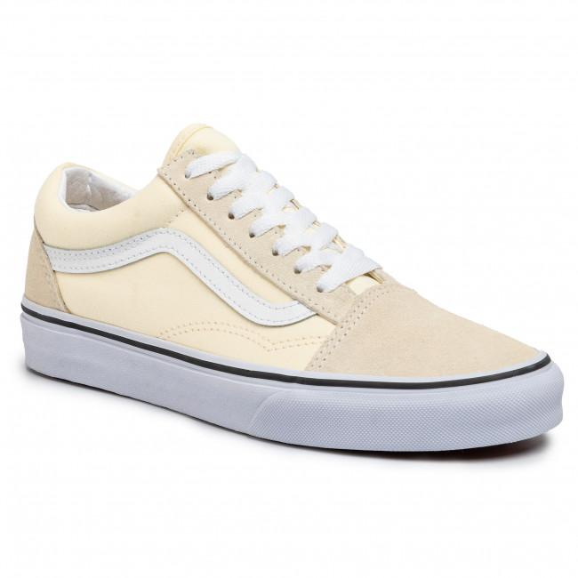 Tenisky VANS - Old Skool VN0A4U3BFRL1 Classic White/True White