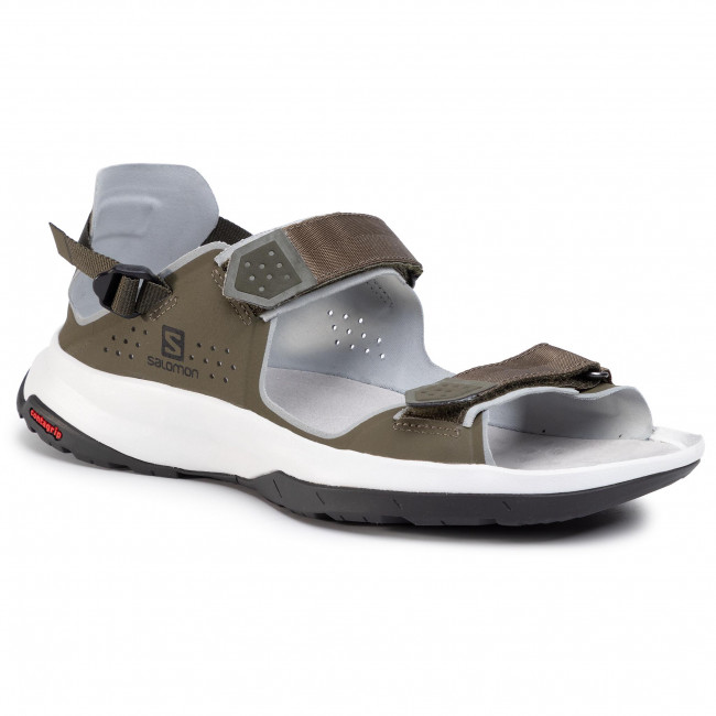 Sandále SALOMON - Tech Sandal Feel 409143 28 M0 Grape Leaf/Trellis/Quarry