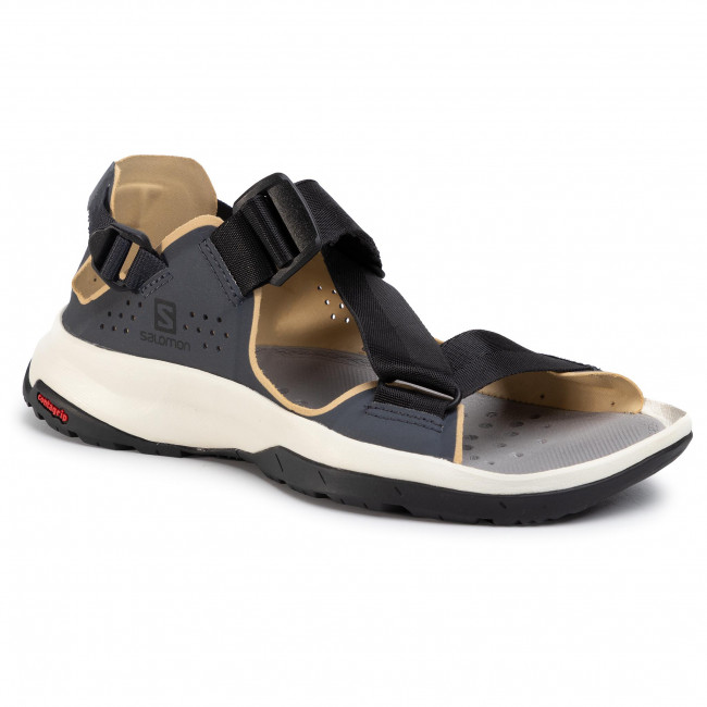 Sandále SALOMON - Tech Sandal 409147 20 M0 India ink/Black/Taos Taupe