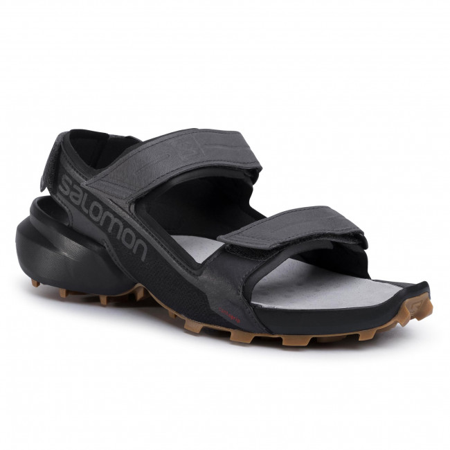 Sandále SALOMON - Speedcross Sandal 409769 32 M0  Magnet/Black/Black