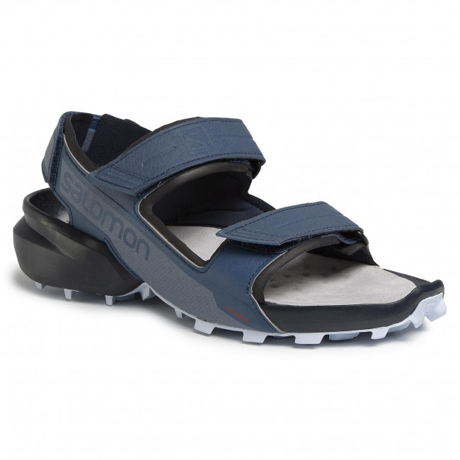 Sandále SALOMON - Speedcross Sandal 409771 28 M0 Sargasso Sea/Navy Blazer/Heather