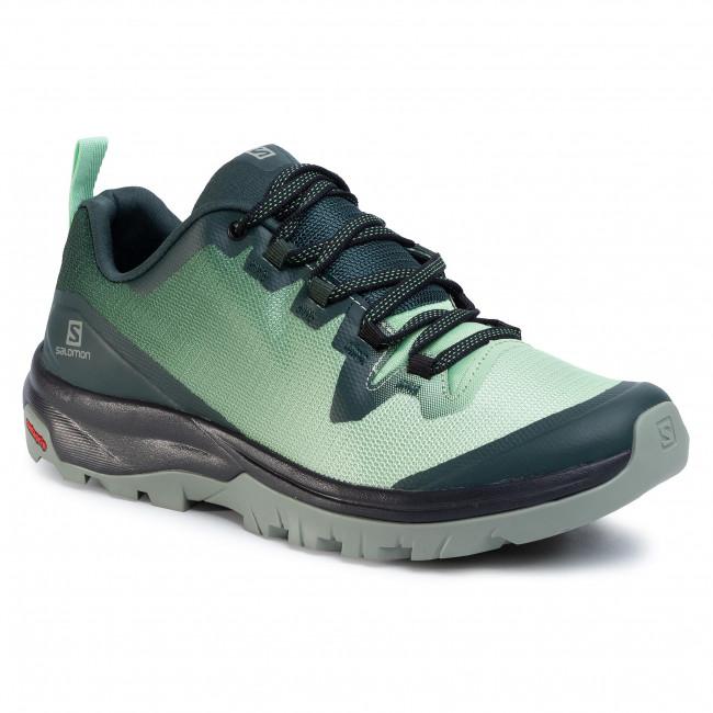 Trekingová obuv SALOMON - Vaya 409824  Green Gables/Spruce Stone/Shadow