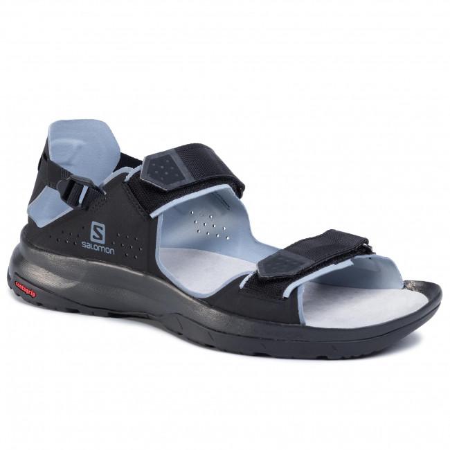 Sandále SALOMON - Tech Sandal Feel 410433 30 M0 Black/Flint Stone/Black