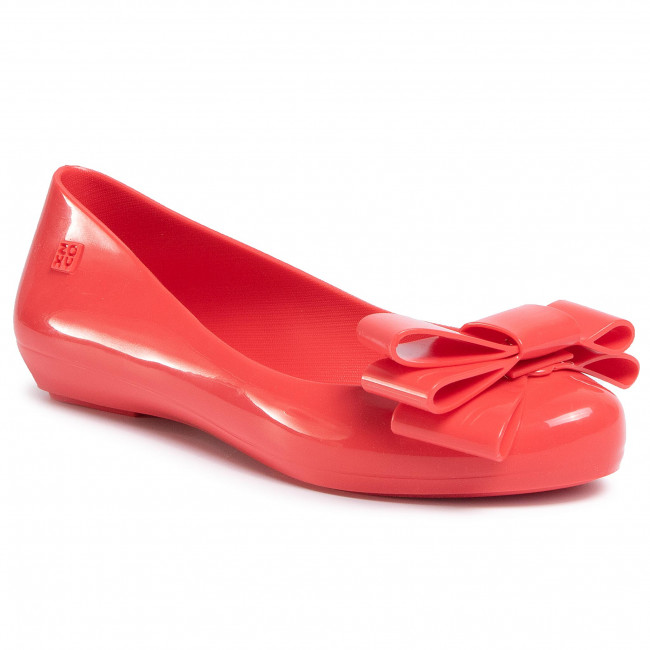 Baleríny ZAXY - Pop Glamour Fem 82888 Red 16380 FF285060 02064