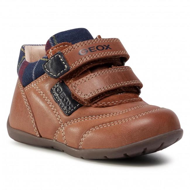 Sneakersy GEOX - B Kaytan B. A B0450A 0CL22 C6054 Brandy