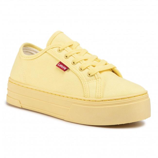 Tenisky LEVI'S - Tijuana 230704-1733-70 Pastel Yellow