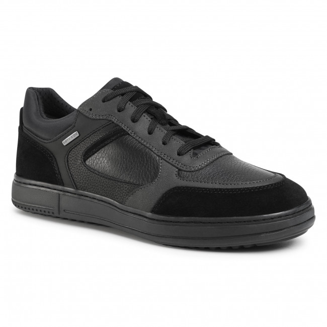 Sneakersy GEOX - U Levico B Abx B U04AHB 04622 C0539 Black/Black