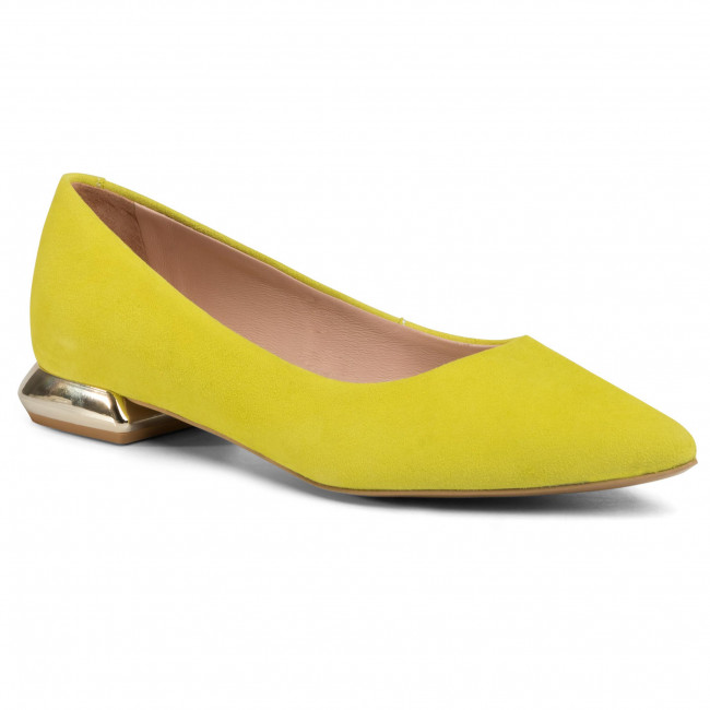 Baleríny L37 - Be Here Z34 Yellow