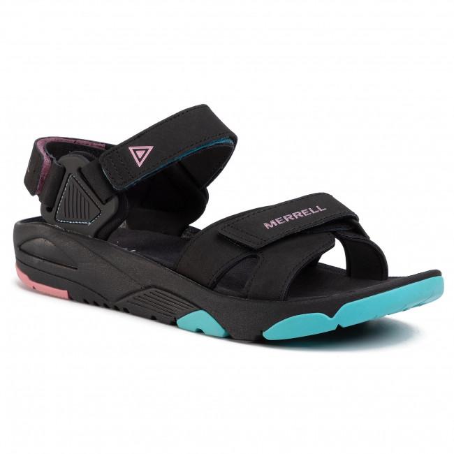 Sandále MERRELL - Belize Convert J000231 Black