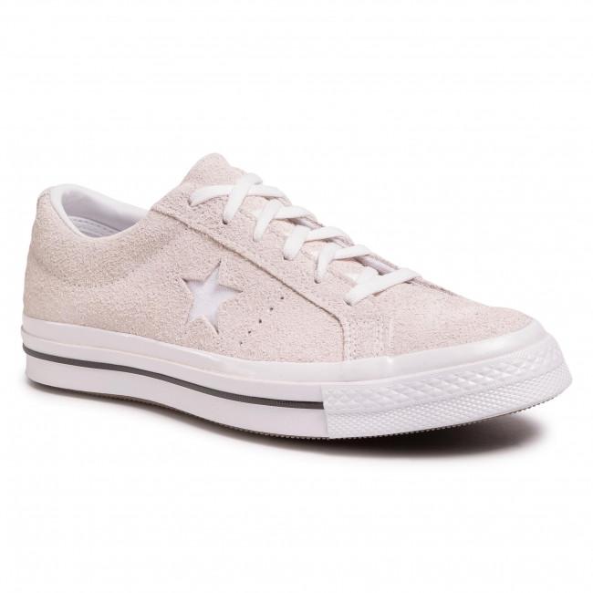 Tenisky CONVERSE - One Star Ox 161577C White/White/White