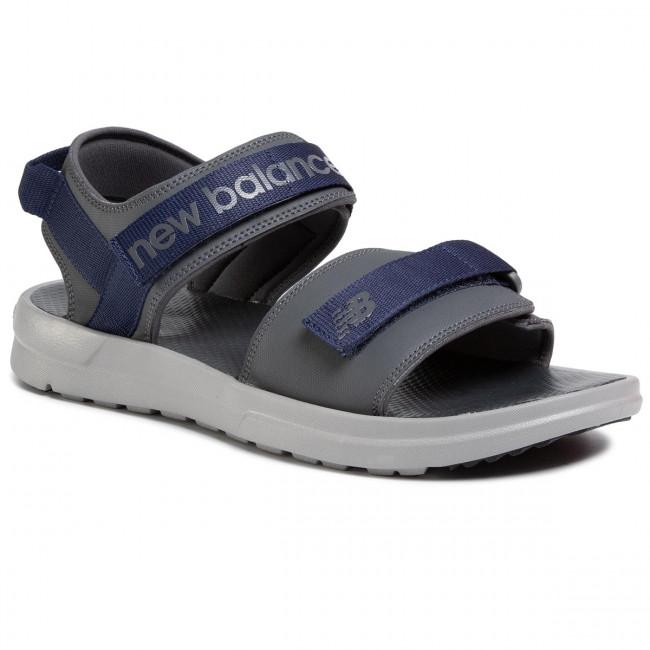 Sandále NEW BALANCE - SUA250G1 Sivá
