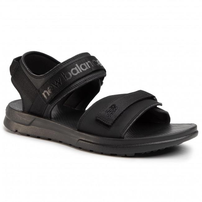 Sandále NEW BALANCE - SUA250K1 Čierna