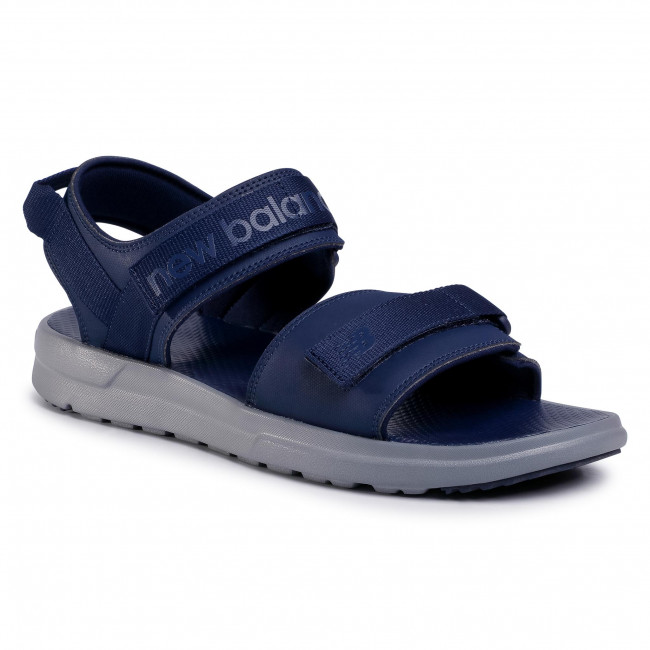 Sandále NEW BALANCE - SUA250N1 Tmavo modrá