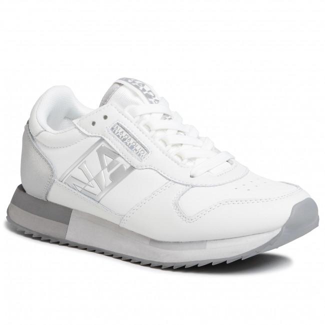 Sneakersy NAPAPIJRI - Vicky NP0A4ET6S Silver 001