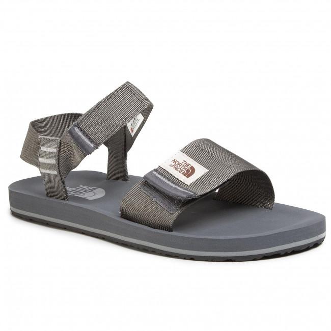 Sandále THE NORTH FACE - Skeena Sandal NF0A46BGG69 Griffin Grey/Zinc Grey