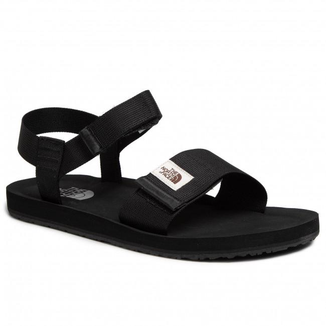 Sandále THE NORTH FACE - Skeena Sandal NF0A46BGKX71  Tnf Black/Tnf Black