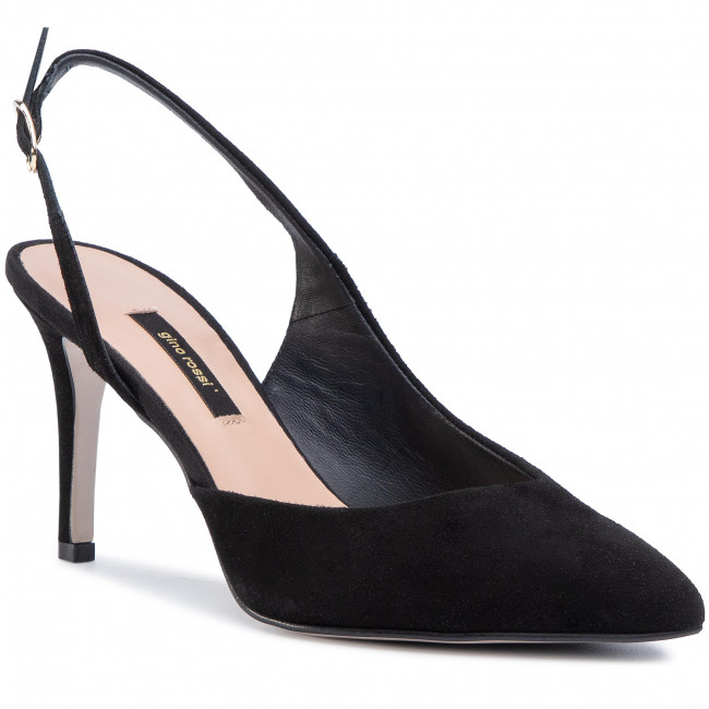 Sandále GINO ROSSI - DCK045-CT2-0686-9900-0 Black