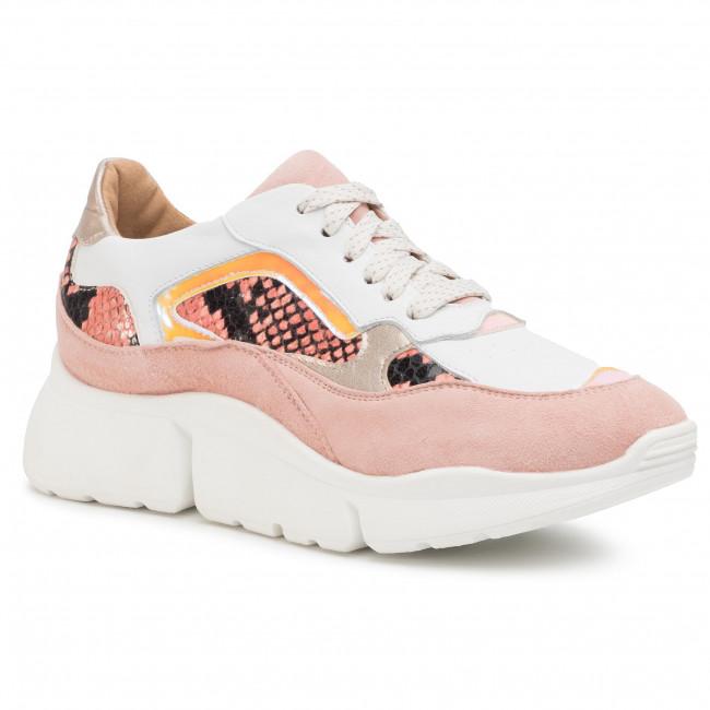 Sneakersy GINO ROSSI - DPK017-851-1090-0724-0  Lavender Rose