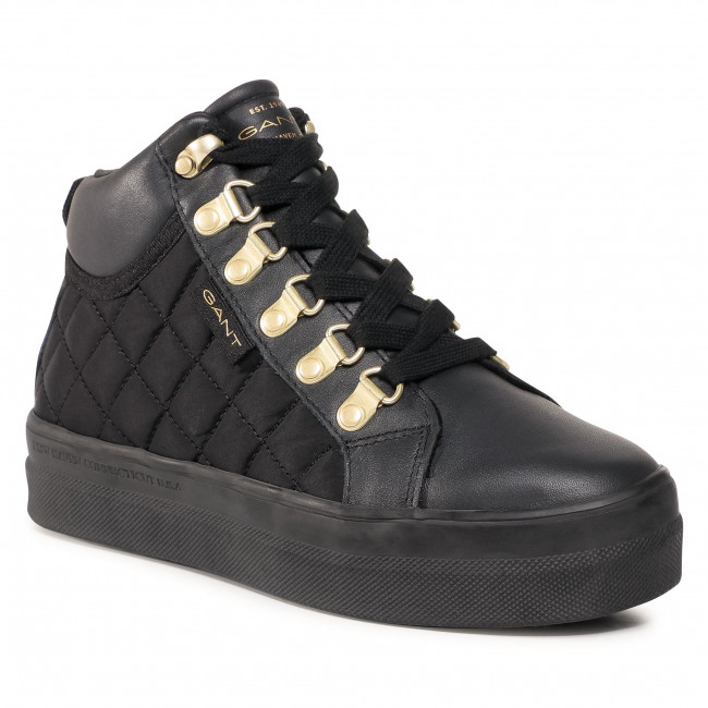 Sneakersy GANT - Leisha 21541862  Black G00