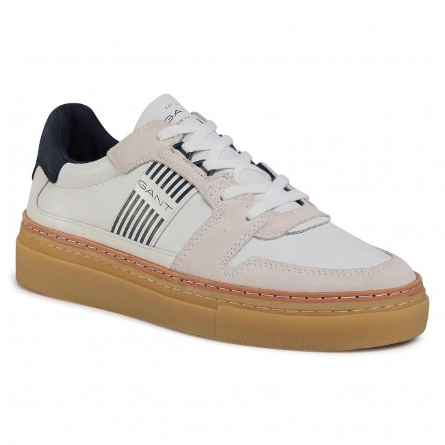 Sneakersy GANT - Mc Julien 21631867 Bright White G290
