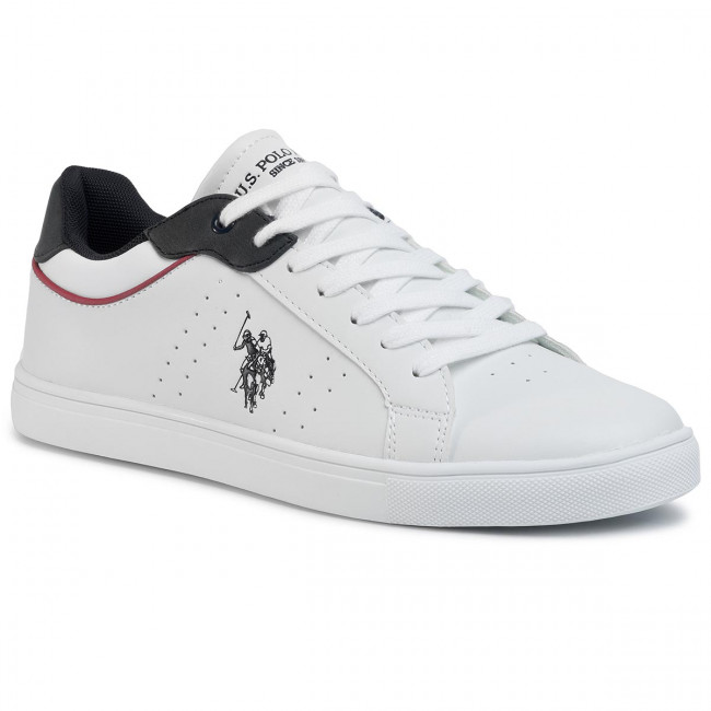 Sneakersy U.S. POLO ASSN. - Curt CURTY4244S0/Y1 Whi/Dkbl