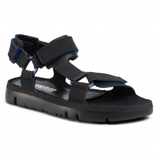 Sandále CAMPER - Oruga Sandal K100416-005 Black