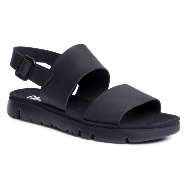 Sandále CAMPER - Oruga Sandal K100543-001 Black
