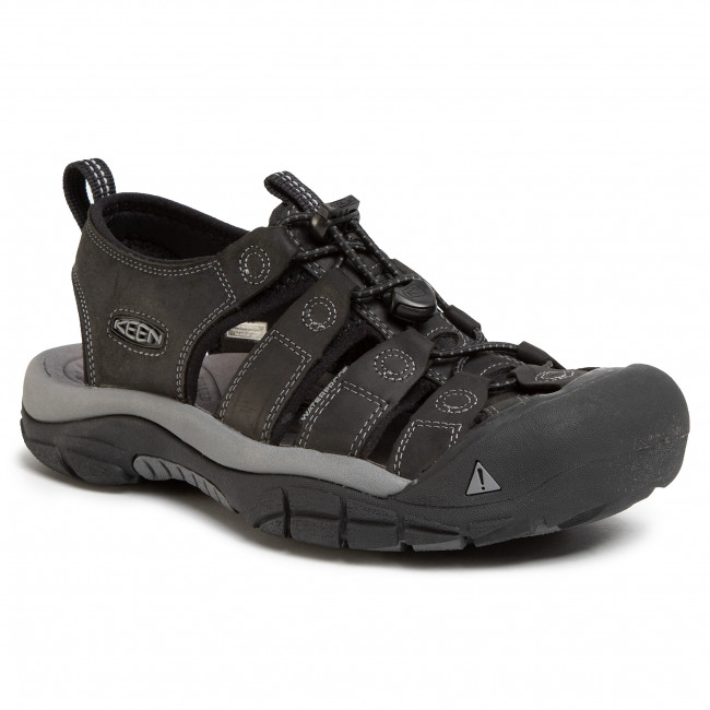 Sandále KEEN - Newport 1022247 Black/Steel Grey
