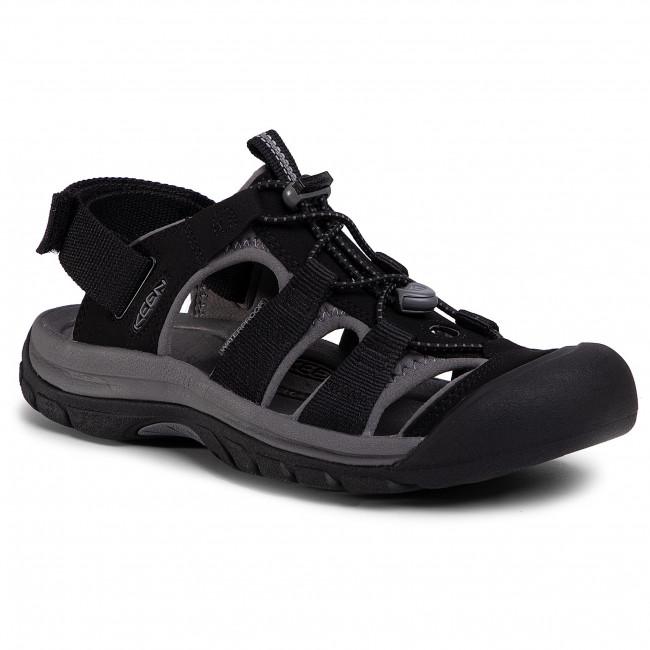 Sandále KEEN - Rapids H2 1022272 Black/Steel Grey