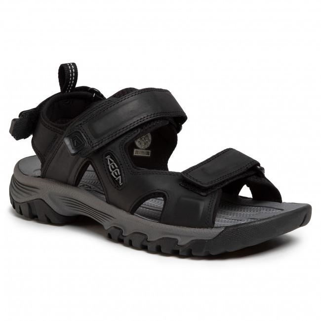 Sandále KEEN - Targhee III Open Toe Sandal 1022422 Black/Grey