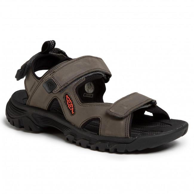 Sandále KEEN - Targhe III Open Toe Sandal 1022424  Grey/Black