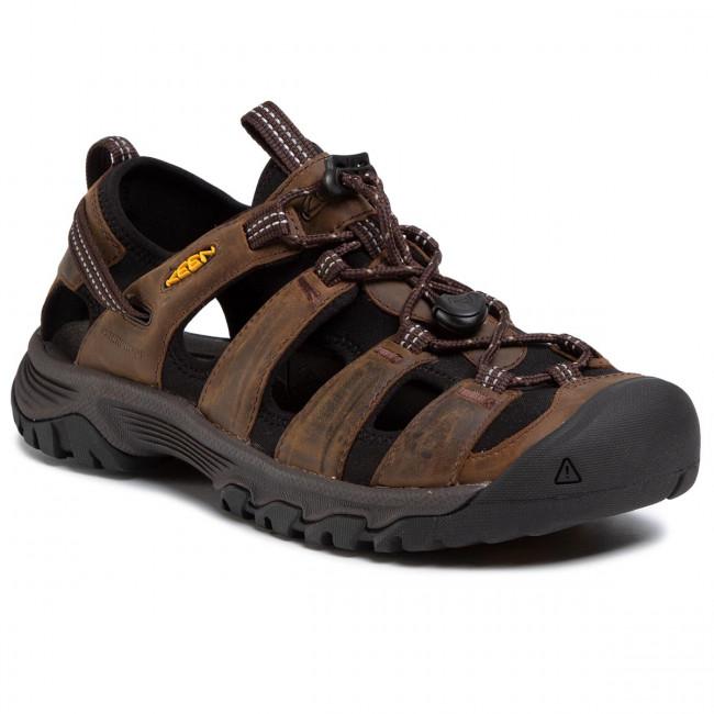 Sandále KEEN - Targhee III Sandal 1022427 Bison/Mulch