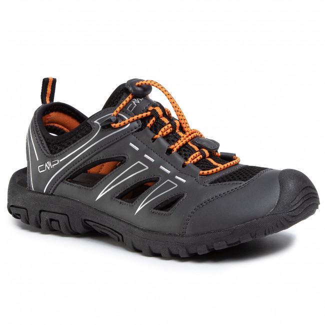 Sandále CMP - Aquarii 2.0 Hiking Sandal 30Q9647 Nero