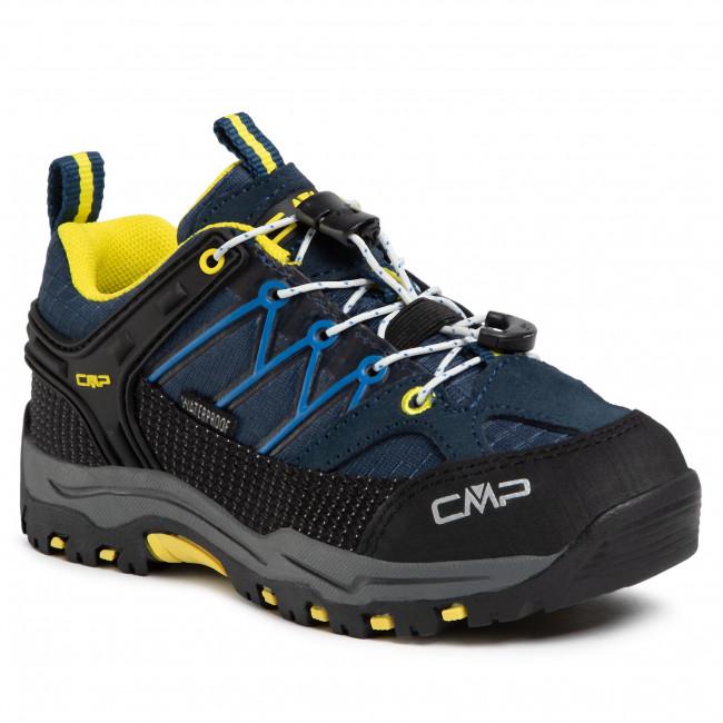 Trekingová obuv CMP - Rigel Low Trekking Shoes Wp 3Q54554 Cosmo/Lemonade 08NE