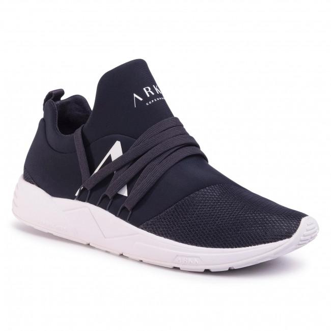 Sneakersy ARKK COPENHAGEN - Raven Mesh S-E15 EL1421-5210-M Midnight
