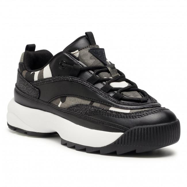 Sneakersy GUESS - Kaysie5 FL7KA5 FAP12 BLACK