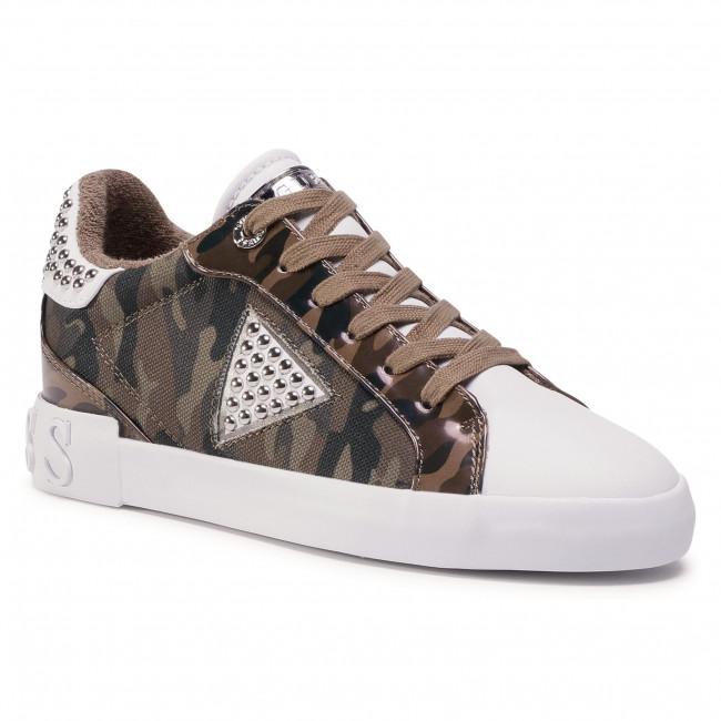 Sneakersy GUESS - Paysin5 FL7PA5 FAP12 CAMO