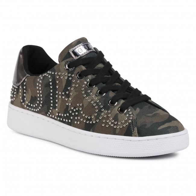 Sneakersy GUESS - Razz2 FL7RZ2 FAP12 OLIVE