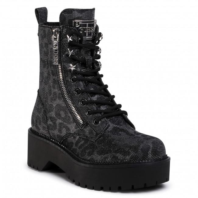 Outdoorová obuv GUESS - Tayte FL7TAE FAP10 BLACK