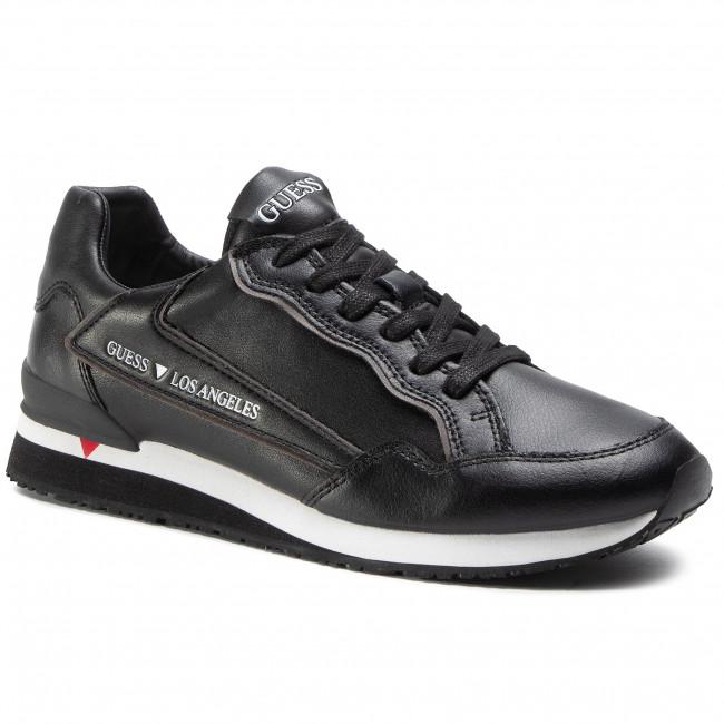 Sneakersy GUESS - Genova FM7GEN ELE12  BLACK