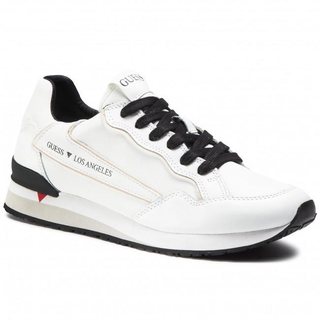 Sneakersy GUESS - Genova FM7GEN ELE12 WHITE