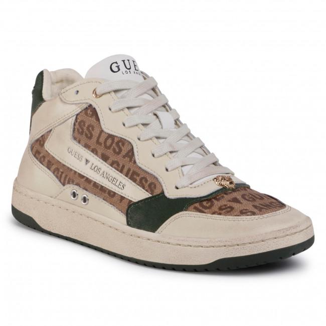 Sneakersy GUESS - Pesaro Mid FM7PEM FAL12 BEIBR