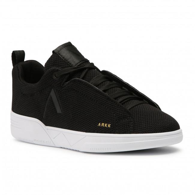 Sneakersy ARKK COPENHAGEN - Uniklass FG S-C18 CO4609-0099-W Black/White